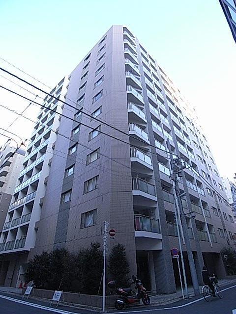 東京都中央区、小伝馬町駅徒歩3分の築12年 12階建の賃貸マンション