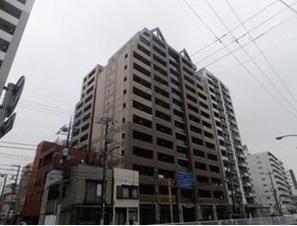 東京都墨田区、両国駅徒歩10分の築19年 15階建の賃貸マンション
