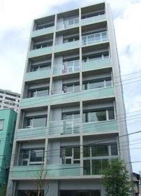 東京都江東区、清澄白河駅徒歩1分の築5年 7階建の賃貸マンション