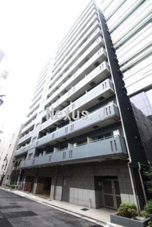東京都中央区、東京駅徒歩6分の築13年 13階建の賃貸マンション
