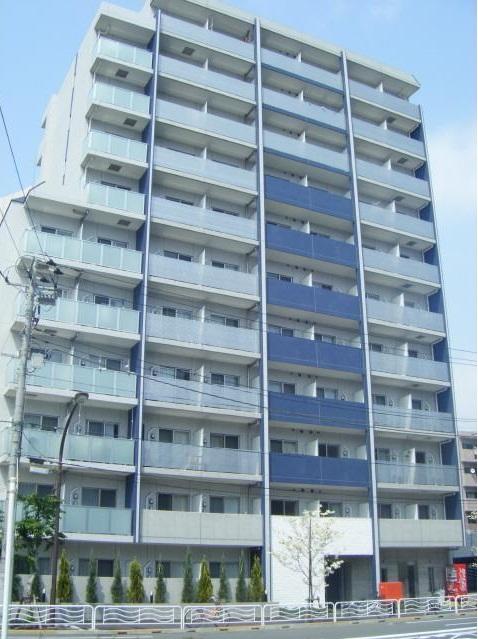 東京都江東区、辰巳駅徒歩9分の築7年 11階建の賃貸マンション