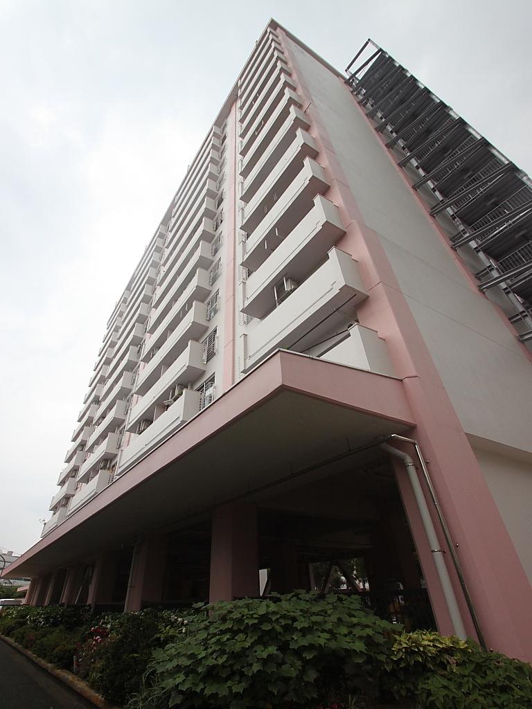 東京都江東区、木場駅徒歩21分の築41年 14階建の賃貸マンション