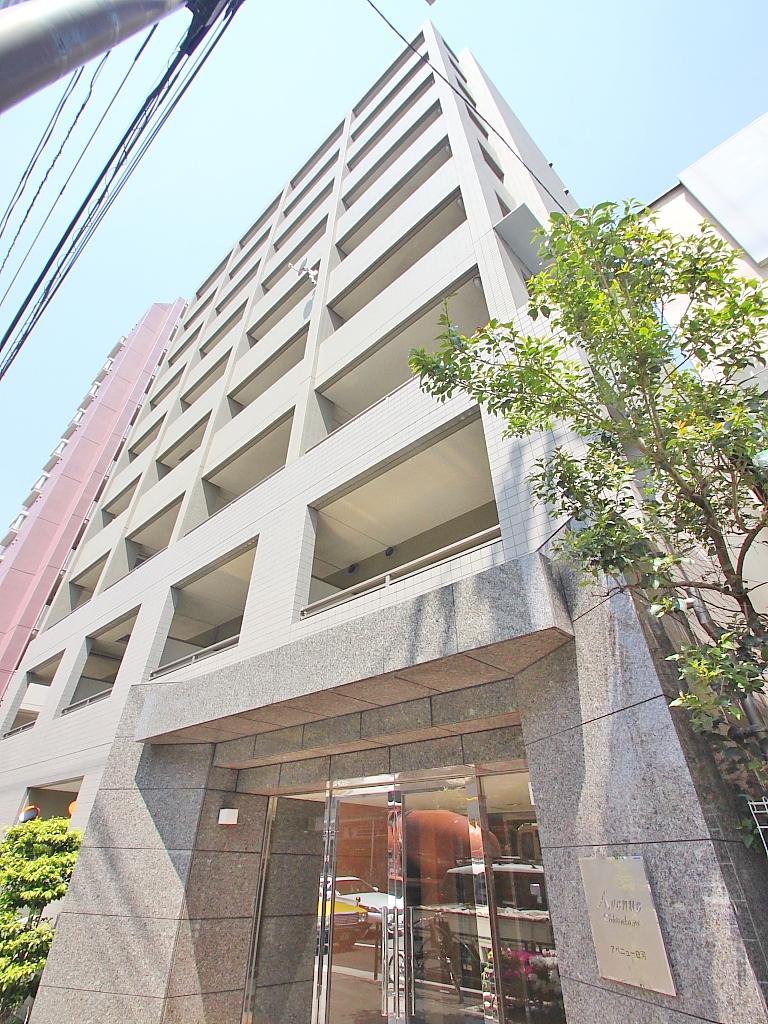 東京都江東区、清澄白河駅徒歩5分の築14年 9階建の賃貸マンション