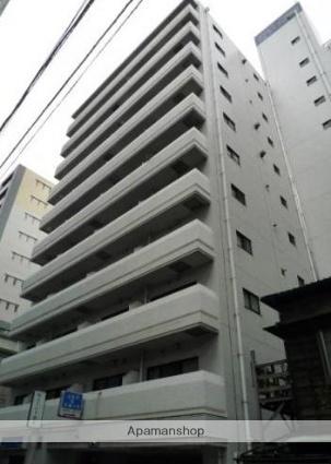 東京都中央区、茅場町駅徒歩7分の築36年 11階建の賃貸マンション