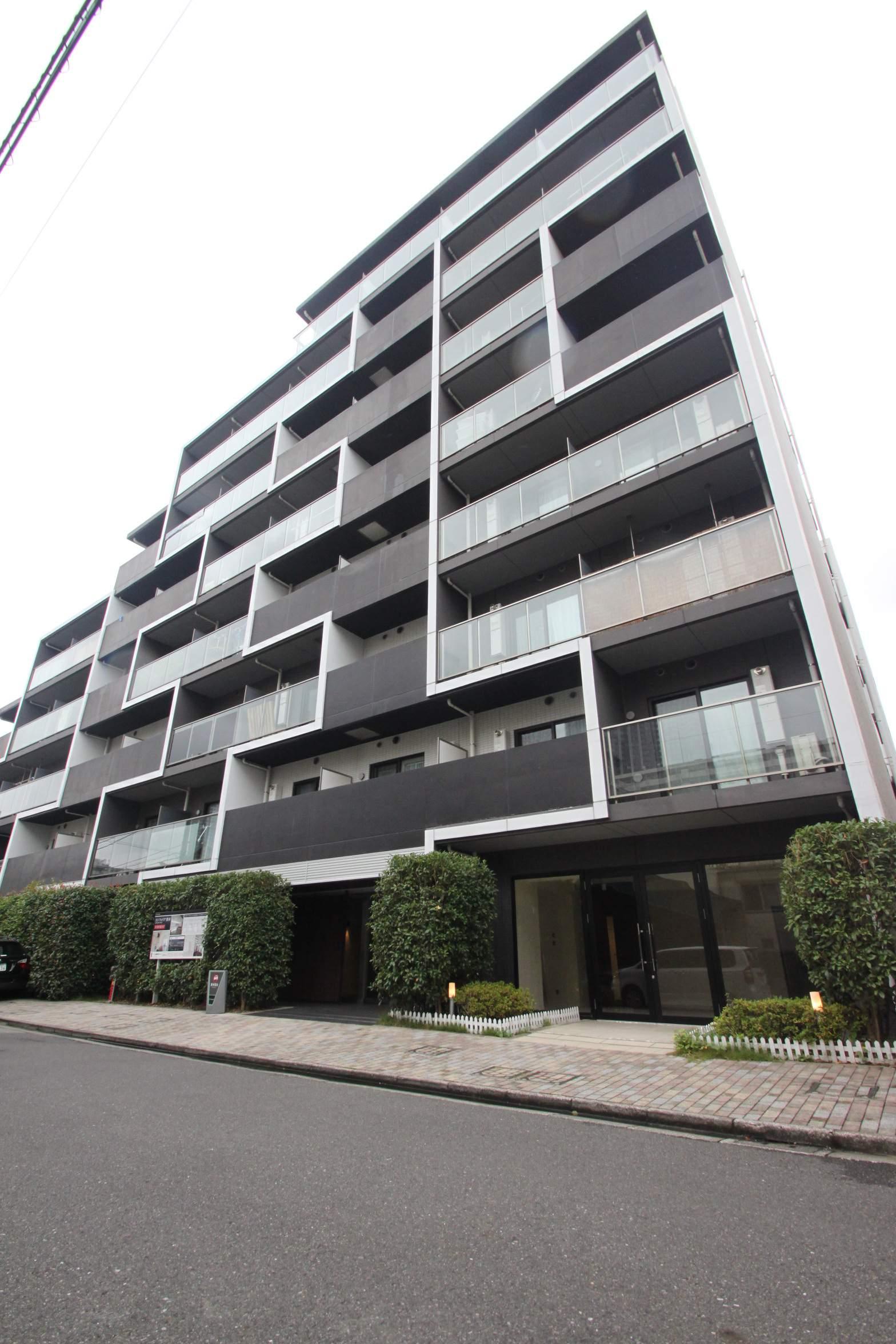 東京都江東区、越中島駅徒歩18分の築8年 9階建の賃貸マンション
