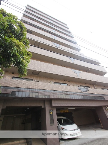 東京都江東区、潮見駅徒歩15分の築16年 10階建の賃貸マンション