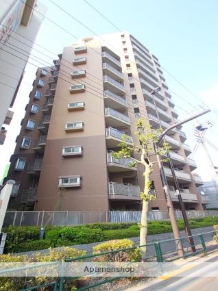 東京都江東区、水天宮前駅徒歩10分の築15年 14階建の賃貸マンション