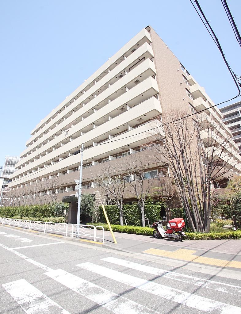 東京都江東区、月島駅徒歩25分の築13年 9階建の賃貸マンション