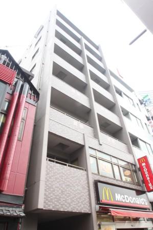 東京都江東区、越中島駅徒歩25分の築15年 8階建の賃貸マンション