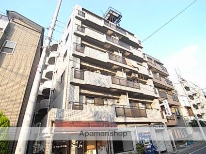 東京都江東区、門前仲町駅徒歩16分の築29年 6階建の賃貸マンション