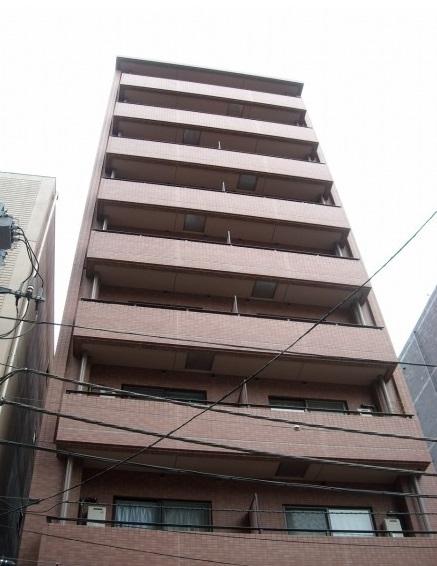 東京都中央区、八丁堀駅徒歩6分の築15年 10階建の賃貸マンション