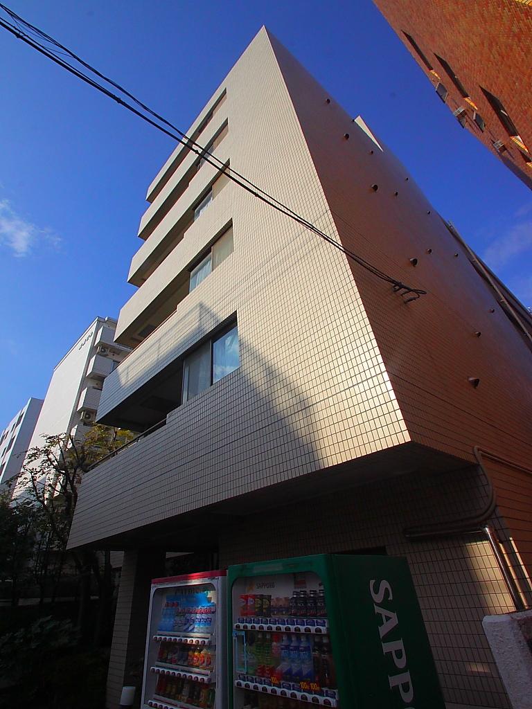 東京都江東区、門前仲町駅徒歩11分の築29年 6階建の賃貸マンション