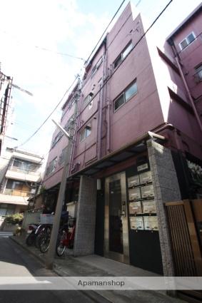 東京都江東区、門前仲町駅徒歩8分の築49年 4階建の賃貸マンション
