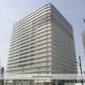 東京都江東区、月島駅徒歩14分の築9年 20階建の賃貸マンション