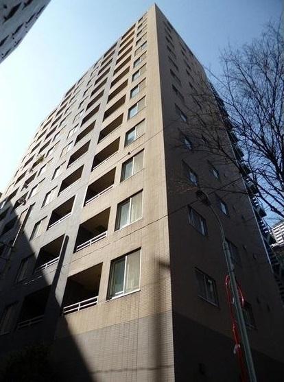 東京都中央区、水天宮前駅徒歩9分の築13年 14階建の賃貸マンション