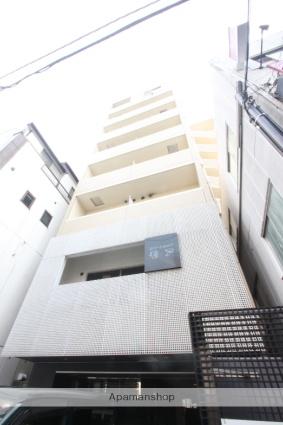 東京都江東区、門前仲町駅徒歩1分の築10年 8階建の賃貸マンション