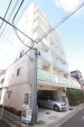 東京都江東区、越中島駅徒歩7分の築9年 8階建の賃貸マンション