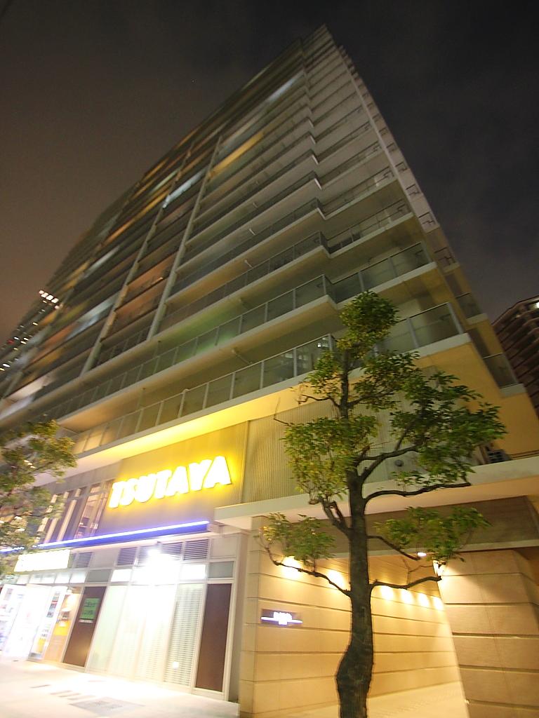 東京都江東区、越中島駅徒歩14分の築9年 20階建の賃貸マンション