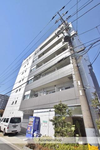 東京都江東区、門前仲町駅徒歩14分の築8年 8階建の賃貸マンション