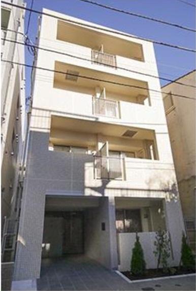 東京都江東区、錦糸町駅徒歩16分の築3年 4階建の賃貸マンション