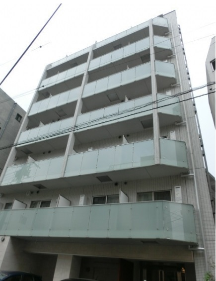 東京都江東区、清澄白河駅徒歩9分の築2年 8階建の賃貸マンション