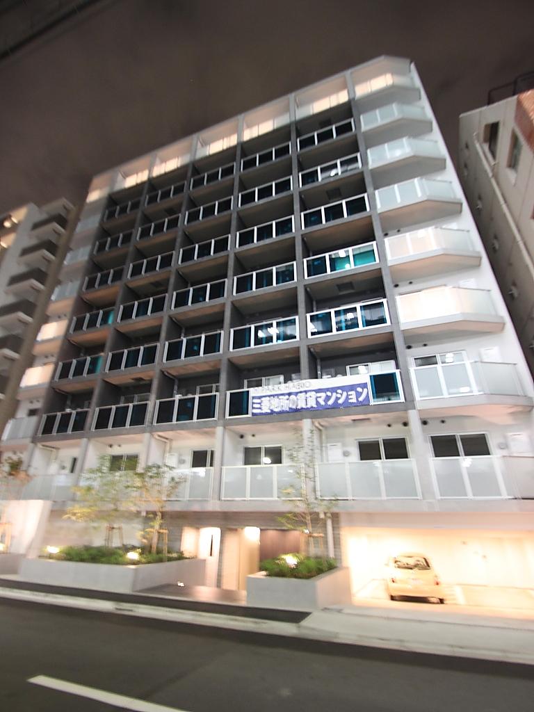東京都江東区、潮見駅徒歩29分の築2年 9階建の賃貸マンション
