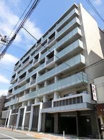 東京都中央区、越中島駅徒歩19分の築3年 8階建の賃貸マンション