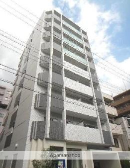 東京都江東区、清澄白河駅徒歩16分の築5年 9階建の賃貸マンション