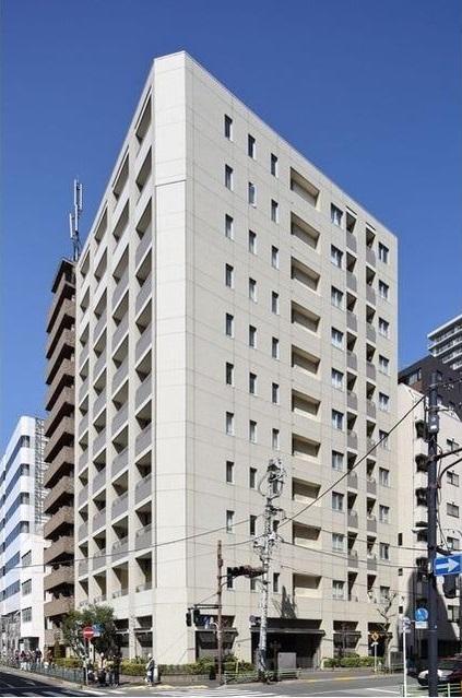 東京都中央区、八丁堀駅徒歩10分の築10年 11階建の賃貸マンション
