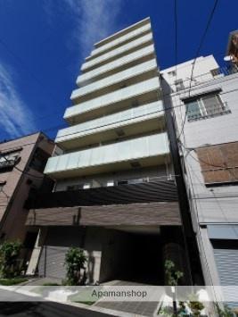 東京都中央区、新富町駅徒歩15分の築1年 9階建の賃貸マンション