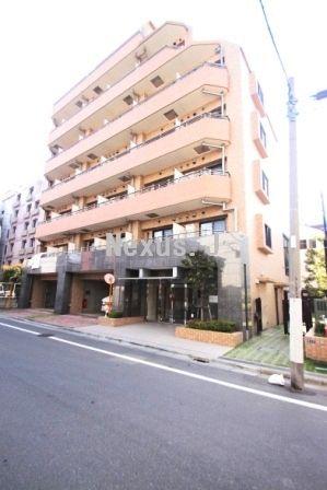東京都江東区、清澄白河駅徒歩5分の築10年 7階建の賃貸マンション