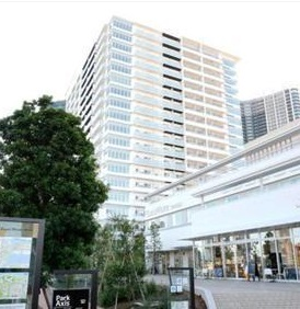 東京都江東区、豊洲駅徒歩9分の築2年 20階建の賃貸マンション