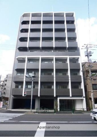 東京都江東区、錦糸町駅徒歩20分の築3年 9階建の賃貸マンション