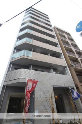 東京都墨田区、両国駅徒歩19分の築2年 10階建の賃貸マンション