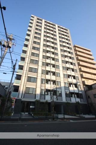 東京都江東区、東陽町駅徒歩14分の築1年 14階建の賃貸マンション