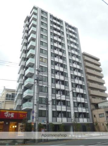東京都江東区、東陽町駅徒歩14分の新築 14階建の賃貸マンション
