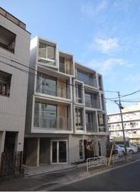 東京都江東区、門前仲町駅徒歩15分の新築 4階建の賃貸マンション