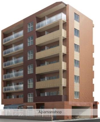 東京都江東区、錦糸町駅徒歩10分の新築 7階建の賃貸マンション