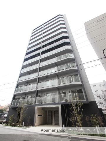 東京都江東区、越中島駅徒歩13分の新築 13階建の賃貸マンション
