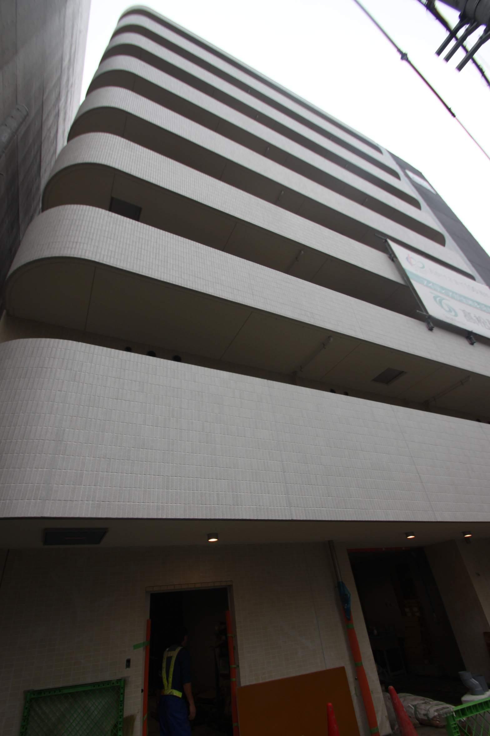 東京都江東区、茅場町駅徒歩13分の新築 8階建の賃貸マンション