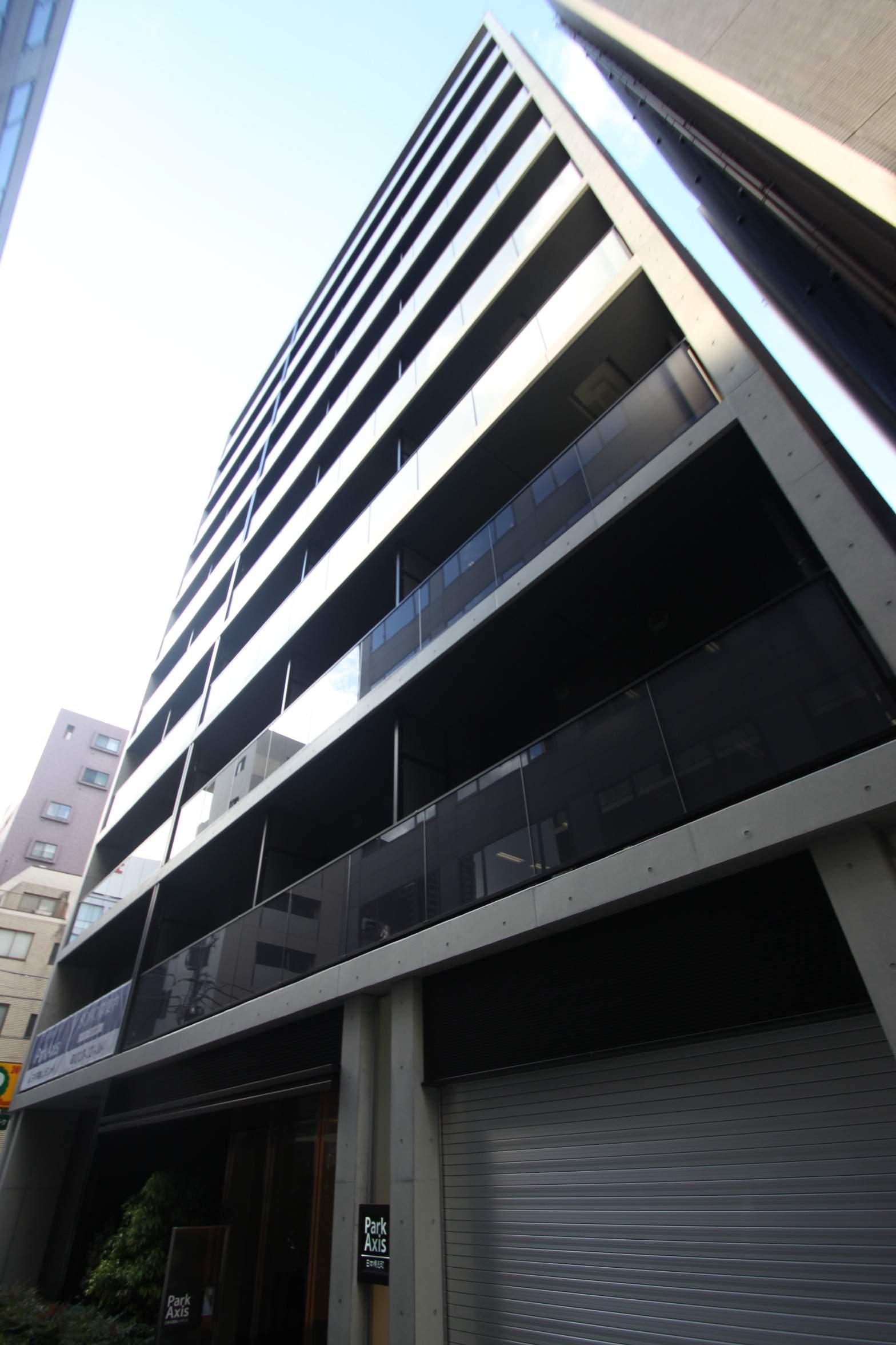 東京都中央区、八丁堀駅徒歩5分の新築 10階建の賃貸マンション