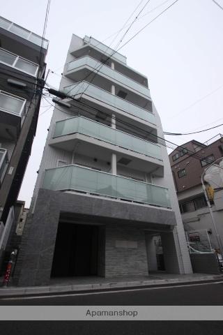 東京都江東区、東陽町駅徒歩15分の新築 8階建の賃貸マンション