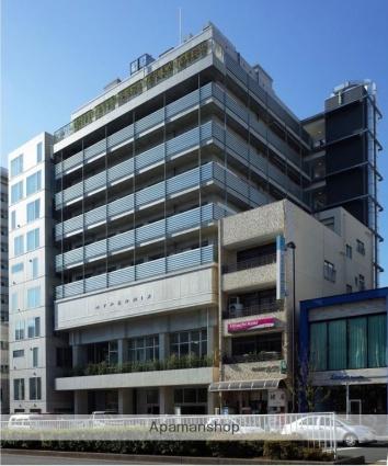 東京都江東区、越中島駅徒歩9分の新築 8階建の賃貸マンション