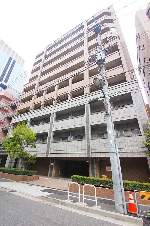 東京都江東区、越中島駅徒歩22分の築8年 12階建の賃貸マンション