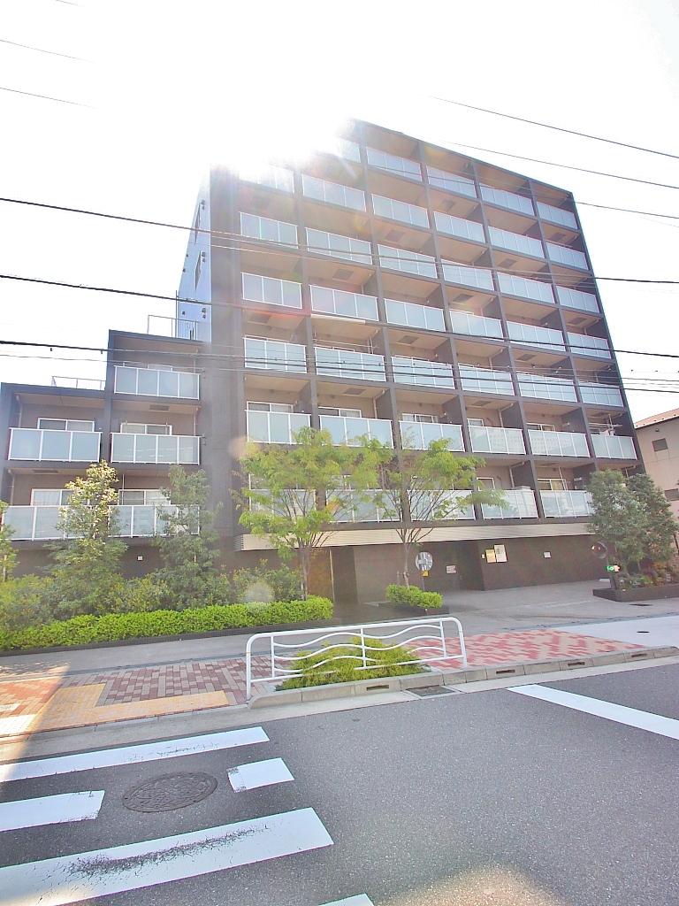 東京都江東区、門前仲町駅徒歩14分の築7年 8階建の賃貸マンション