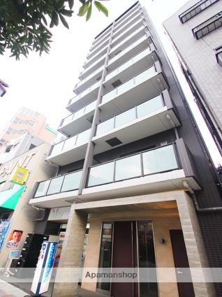 東京都江東区、越中島駅徒歩22分の築5年 11階建の賃貸マンション