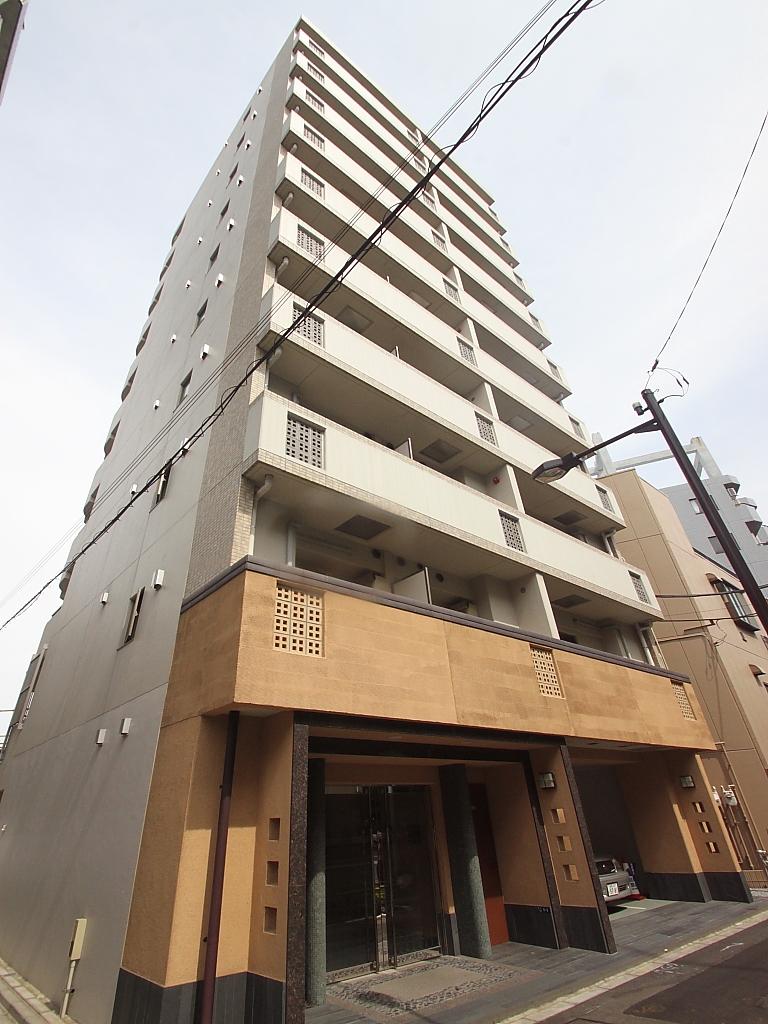 東京都江東区、門前仲町駅徒歩6分の築6年 10階建の賃貸マンション