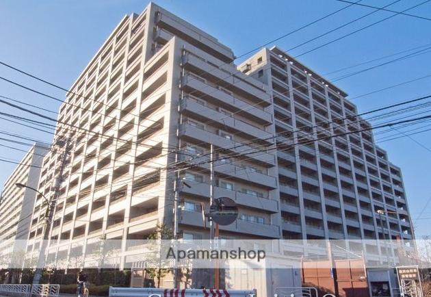 東京都江東区、潮見駅徒歩18分の築14年 14階建の賃貸マンション