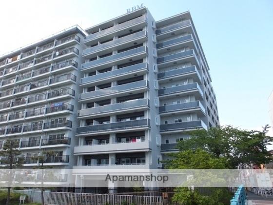 東京都江東区、清澄白河駅徒歩5分の築4年 10階建の賃貸マンション