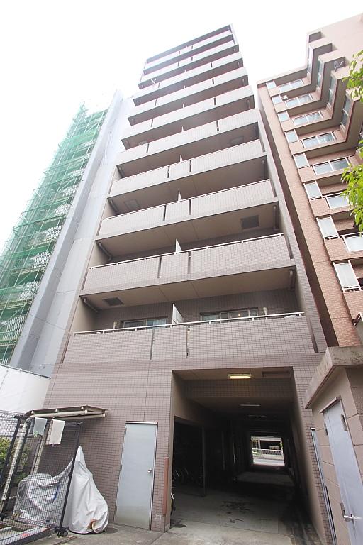 東京都江東区、門前仲町駅徒歩12分の築15年 11階建の賃貸マンション